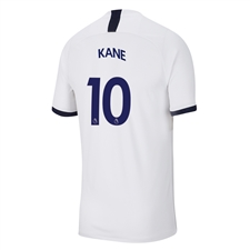 Nike Youth Tottenham 'KANE 10' Home Stadium Jersey '19-'20 (White/Binary Blue)