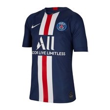 Nike Youth PSG Home Stadium Jersey '19-'20 (Midnight Navy/White)