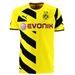 Puma Borussia Dortmund '14-'15 Youth Home Soccer Jersey (Yellow/Black)