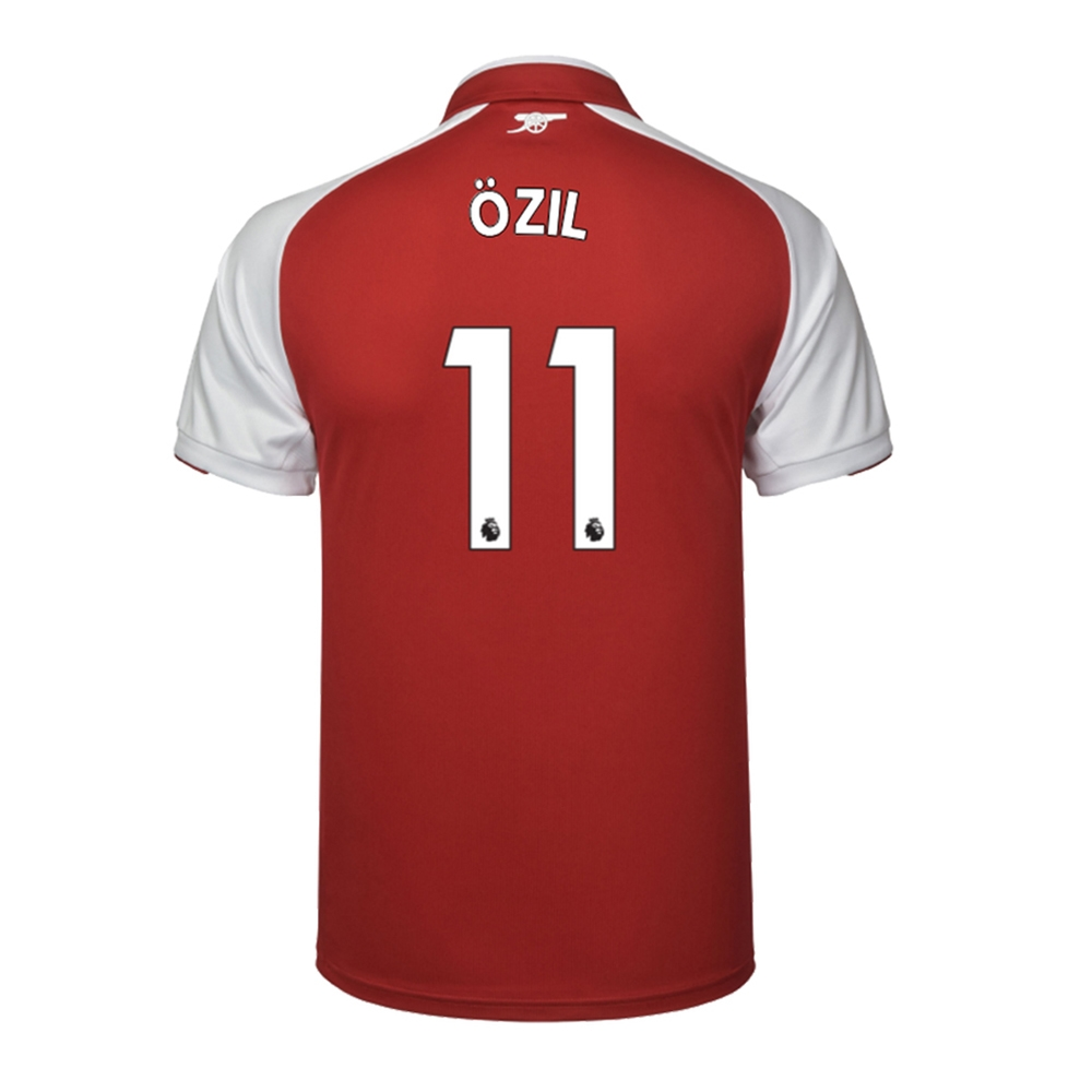 5c06cdff826 ... Puma Youth Arsenal  OZIL 11  Home  17- 18 Replica Soccer Jersey