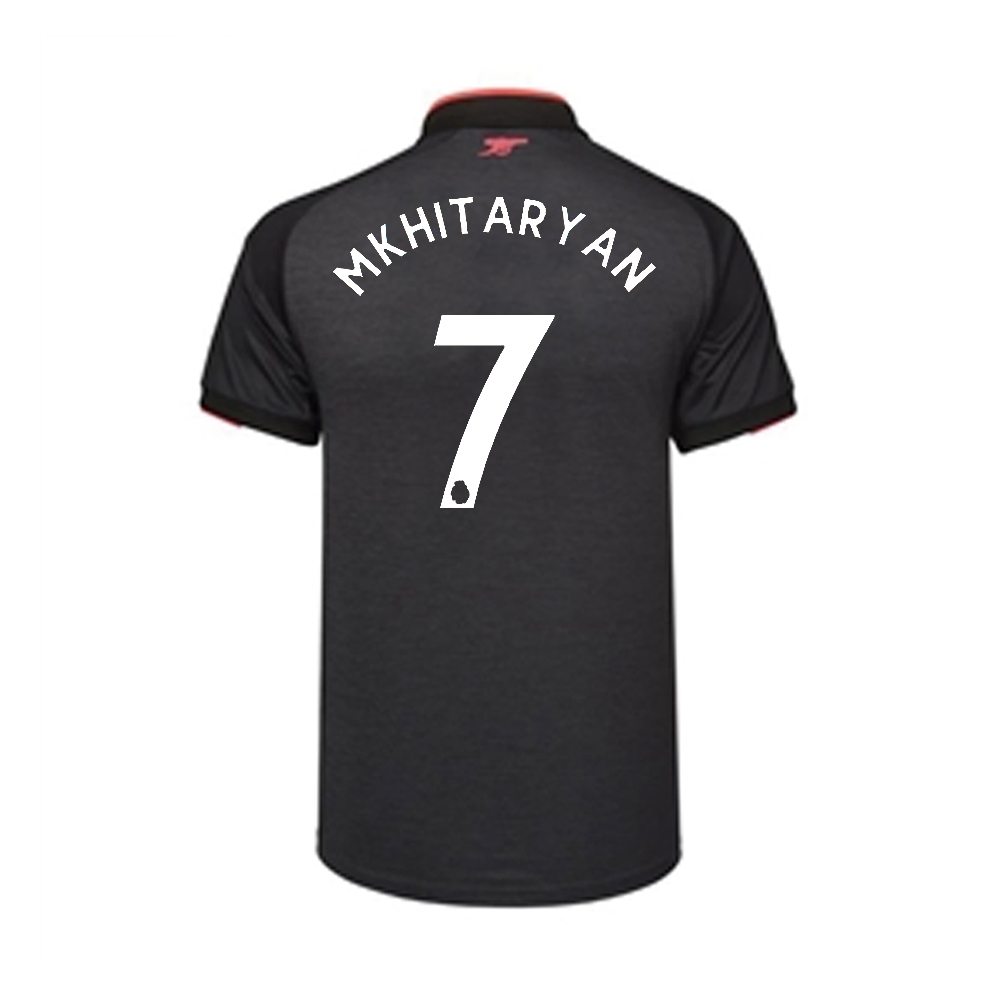 6d327fe29 ... Puma Youth Arsenal  MKHITARYAN 7  Third  17- 18 Replica Soccer Jersey  ...