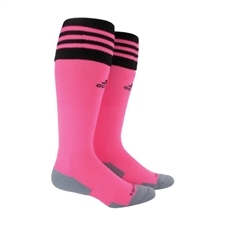 Adidas Copa Zone Cushion II Soccer Sock (Pink/Black)