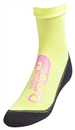 Puro Futebol Botos Beach Pro Series Sock (Neon Yellow)