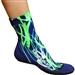 Vincere Sand Socks (Green Lightning)