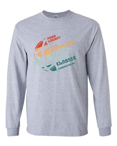 HFC '17 Long Sleeve T-Shirt (Sport Grey)