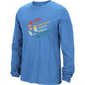 HFC '17 Long Sleeve T-Shirt (Light Blue)