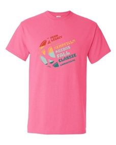 HFC '17 Short Sleeve T-Shirt (Safety Pink)