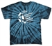 HFC '17 Short Sleeve Tie Dyed T-Shirt (Navy)