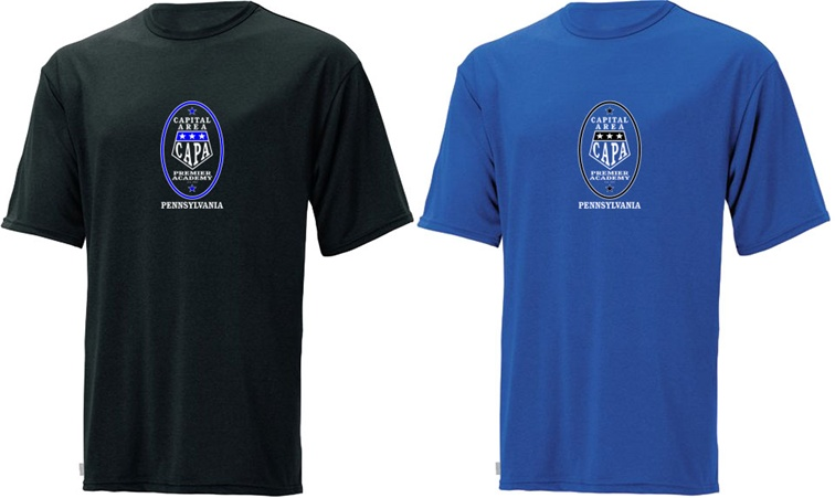 4bdaa02e6 Youth and Adult Badger B-Dry Performance Tee