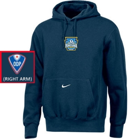 Nike (Youth) Core Hoody (Navy)