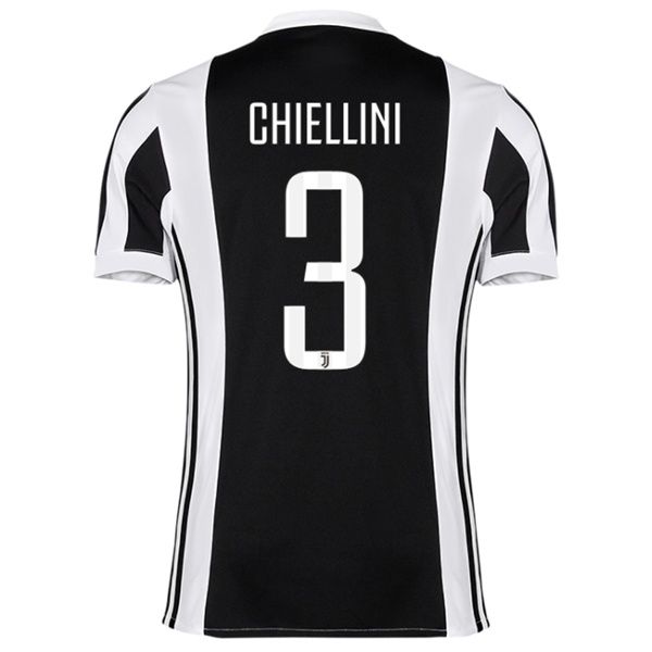 94003d4ec Adidas Juventus Youth Home  17- 18 Soccer Jersey (White Black ...