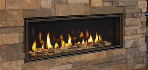 Majestic Echelon Ii Wide View Modern 48 Gas Fireplace Direct Vent