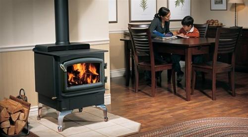regency classic f2400 medium wood stove rh stoves pipes com Regency F2400 Wall Set Backs Regency Wood Stove Complaints