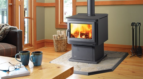 Regency Classic F3500 Large Wood Stove 24 Hours Burn Time
