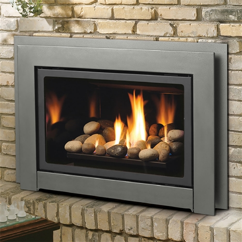 Kingsman Marquis Gas Fireplace Insert Direct Vent Btu