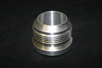 Weld-On Aluminum Bungs Male & Female