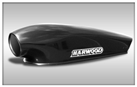Harwood Big O Aero Hood Scoop