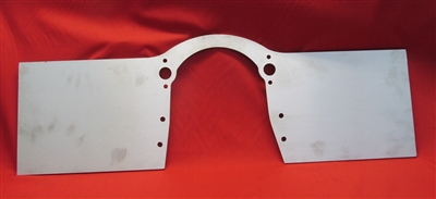 Big Block Chevy Front Motorplate