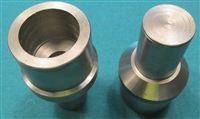 Anti-Roll Billet Bearing Ends
