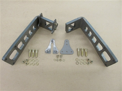 Weight bracket kit- rear for Mini Rods