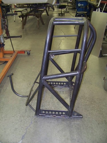 Tractor Roll Cage Kits : Mini modified roll cage ntpa legal