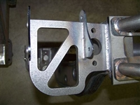 Weight hangers Weld-On
