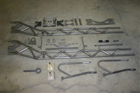 Sportsman Mini Modified Bare Chassis Kit
