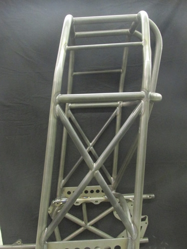 Tractor Roll Cage Kits : Mini modified sportsman roll cage
