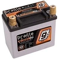 Braille 9.5lb battery