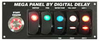 Digital Delay Elite Mega Panel