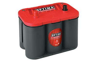 Optima Batteries Red Top 34