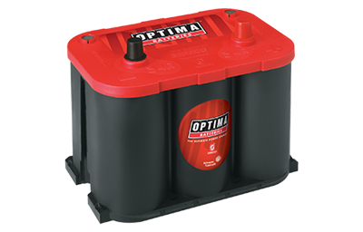 Optima Batteries Red Top 34R