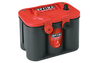 Optima Batteries Red Top 34/78