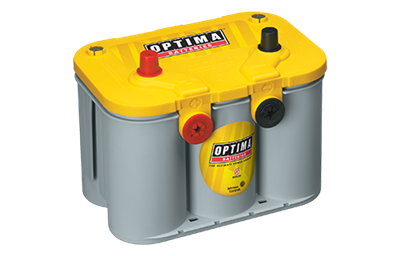 Optima Batteries Yellow Top D34/78