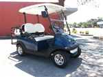 Club Car Precedent Street Legal Blue Golf Cart