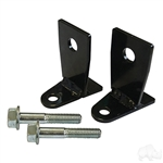 Club Car Precedent Seat Belt Mounting Brackets
