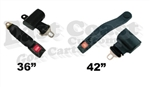 Universal Retractable Seat Belts