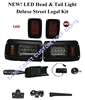 Club DS LED Deluxe Street Legal Light Kit #LGT-505L