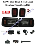 Club DS LED Street Legal Light Kit #LGT-605LT1B1