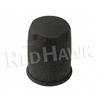 Flat Black Center Cap For Golf Cart Wheel