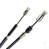 Brake Cable, Driver, Yamaha G2/G9 Gas
