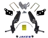 "Club Carryall w/4 Wheel Brakes 6"" Spindle Lift Kit by Jakes #6233"