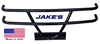 Jakes Black Steel Brush Guard Club Car DS