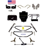 Jakes Club DS 84.5-96 Gas Long Travel Lift Kit #7470