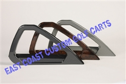 Club Car DS Arm Rest-Seat Rail Covers