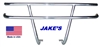 Jakes Stainless Steel Precedent Brush Guard