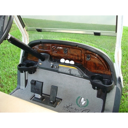 04 08 Precedent Dash Covers With 3 Locking Glove Box Doors