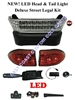 Club Precedent LED Deluxe Street Legal Light Kit #306EL