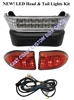 Precedent LED Headlight & LED Tail Light Kit #LGT-306EL