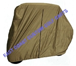 4 Passenger Factory Top Heavy Duty Vented Golf Cart Cover